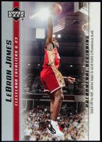 LeBron James 2003-04 Upper Deck Phenomenal Beginning LeBron James #18 at PristineAuction.com