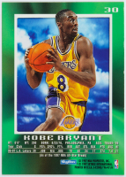 Kobe Bryant 1996-97 E-X2000 #30 RC at PristineAuction.com