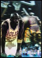 Michael Jordan 1991-92 Upper Deck Award Winner Holograms #AW1 / Scoring Leader at PristineAuction.com