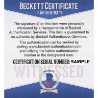 Jerry Jeudy Signed 34x42 Custom Framed Jersey Display (Beckett COA) at PristineAuction.com