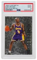 Kobe Bryant 1996-97 Metal Precious Metal #181 (PSA 9) at PristineAuction.com