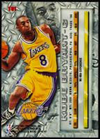 Kobe Bryant 1996-97 Metal #181 at PristineAuction.com