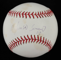 Alfonso Soriano Signed OML Baseball (MLB Hologram) (See Description) at PristineAuction.com