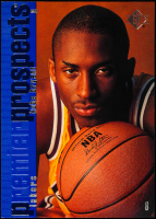 Kobe Bryant 1996-97 SP #134 RC at PristineAuction.com
