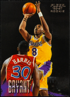 Kobe Bryant 1996-97 Fleer #203 RC at PristineAuction.com