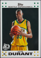 Kevin Durant 2007-08 Topps Rookie Set #2 at PristineAuction.com