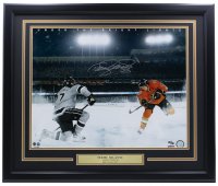 Teemu Selanne Signed LE Ducks 16x20 Custom Framed Photo Display (UDA COA) at PristineAuction.com