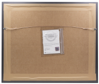 Joe Sakic Signed LE Avalanche 22x27 Custom Framed Photo Display (UDA COA) at PristineAuction.com