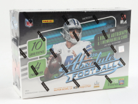 2020 Panini Absolute Football Mega Box with (4) Packs at PristineAuction.com