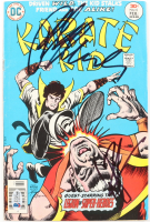 "Ralph Macchio & William Zabka Signed 1977 ""Karate Kid"" Issue #6 Comic Book (Beckett COA) at PristineAuction.com"