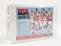 1992-93 Skybox USA Basketball Hobby Box with (36) Packs at PristineAuction.com