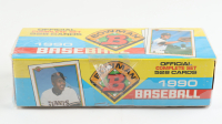 1990 Bowman Complete Set of (528) Baseball Cards at PristineAuction.com