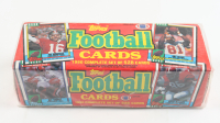1990 Topps Complete Set of (528) Football Cards at PristineAuction.com