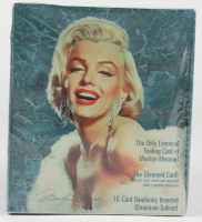 1993 Sports Time Marilyn Monroe Series 1 Card Box With (36) Packs (See Description) at PristineAuction.com