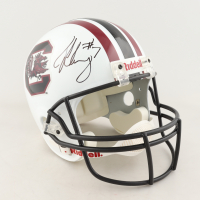 Jadeveon Clowney Signed South Carolina Gamecocks Full-Size Helmet (JSA Hologram) at PristineAuction.com