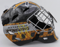Matt Murray Signed Penguins Full-Size Goalie Mask (Fanatics Hologram) at PristineAuction.com