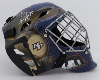 Pekka Rinne Signed Predators Full-Size Goalie Helmet (Fanatics Hologram) at PristineAuction.com