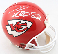 Dante Hall Signed Chiefs Full-Size Authentic On-Field Helmet (PSA Hologram) at PristineAuction.com