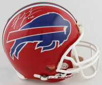 Fred Jackson Signed Bills Full-Size Auithentic On-Field Helmet (PSA COA) (See Description) at PristineAuction.com