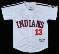 "Dennis Haysbert Signed ""Major League"" Indians Jersey (PSA COA) at PristineAuction.com"