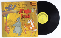 "Vintage 1967 Disneyland ""The Jungle Book"" Vinyl Record Album at PristineAuction.com"