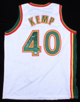 Shawn Kemp Signed Jersey (PSA Hologram) (See Description) at PristineAuction.com