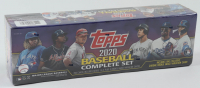 2020 Topps Baseball Complete Set Box of (700) Cards at PristineAuction.com