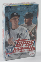 2019 Topps Series 1 Baseball Hobby Box with (24) Packs at PristineAuction.com