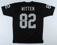 Jason Witten Signed Jersey (Beckett COA & Witten Hologram) at PristineAuction.com