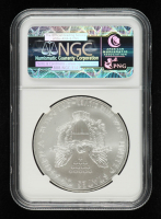 2012(W) American Silver Eagle $1 One Dollar Coin - Early Releases, Struck at West Point (NGC MS70) at PristineAuction.com