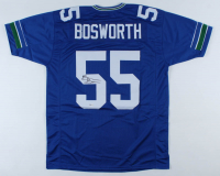 Brian Bosworth Signed Jersey (Beckett COA) at PristineAuction.com