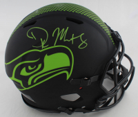 DK Metcalf Signed Seahawks Full-Size Eclipse Alternate Authentic On-Field Speed Helmet (Beckett COA) (See Description) at PristineAuction.com