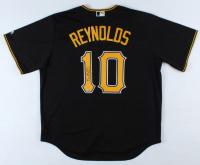 Bryan Reynolds Signed Pirates Jersey (MLB Hologram) at PristineAuction.com