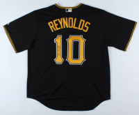 Bryan Reynolds Signed Pirates Jersey (MLB Hologram) at PristineAuction.com