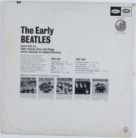 """The Beatles """"The Early Beatles"""" Vinyl Record Album (See Description) at PristineAuction.com"""