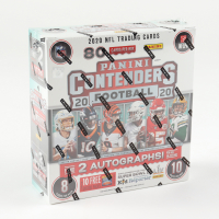 2020 Panini Contenders Football Fanatics Mega Box with (10) Packs at PristineAuction.com
