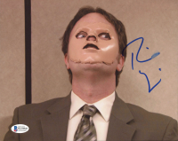 "Rainn Wilson Signed ""The Office"" 8x10 Photo (Beckett COA) at PristineAuction.com"