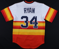 "Nolan Ryan Signed Astros Jersey Inscribed ""H.O.F. '99"" (PSA COA) at PristineAuction.com"