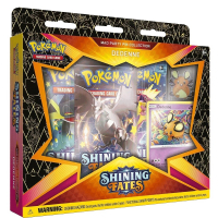 Pokémon Trading Card Game: Shining Fates Pin Collection - Dedenne at PristineAuction.com