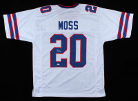Zack Moss Signed Jersey (Beckett COA) at PristineAuction.com