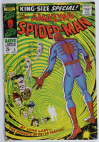 """1968 """"The Amazing Spider-Man"""" Issue #5 Marvel Comic Book at PristineAuction.com"""