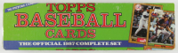 Complete Factory Set of 1987 Topps (792) Baseball Cards at PristineAuction.com