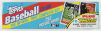 1992 Topps Complete Set of (792) Baseball Cards with (10) Bonus Gold Cards at PristineAuction.com
