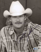 Alan Jackson Signed 8x10 Photo (Beckett COA) at PristineAuction.com