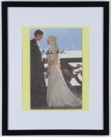 "Natalie Portman Signed ""Star Wars"" 12x15 Custom Framed Photo Display (AutographCOA LOA) at PristineAuction.com"