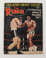 1966 The Ring Magazine (See Description) at PristineAuction.com