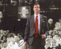 """Terry Stotts Signed Trail Blazers 8x10 Photo Inscribed """"Go Rip City"""" (Beckett COA) at PristineAuction.com"""