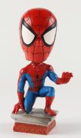 Vintage Ceramic Spider-Man Bobblehead (See Description) at PristineAuction.com