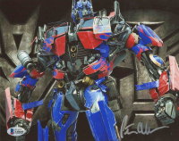 "Peter Cullen Signed ""Transformers"" 8x10 Photo (Beckett COA) at PristineAuction.com"
