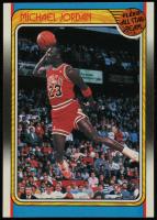 Michael Jordan 1988-89 Fleer #120 AS at PristineAuction.com